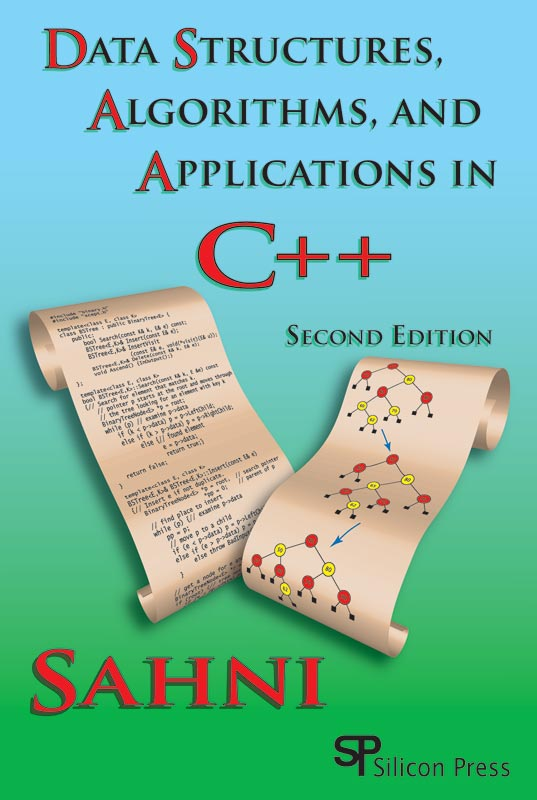 data structures and algorithms in c++ exercise answers